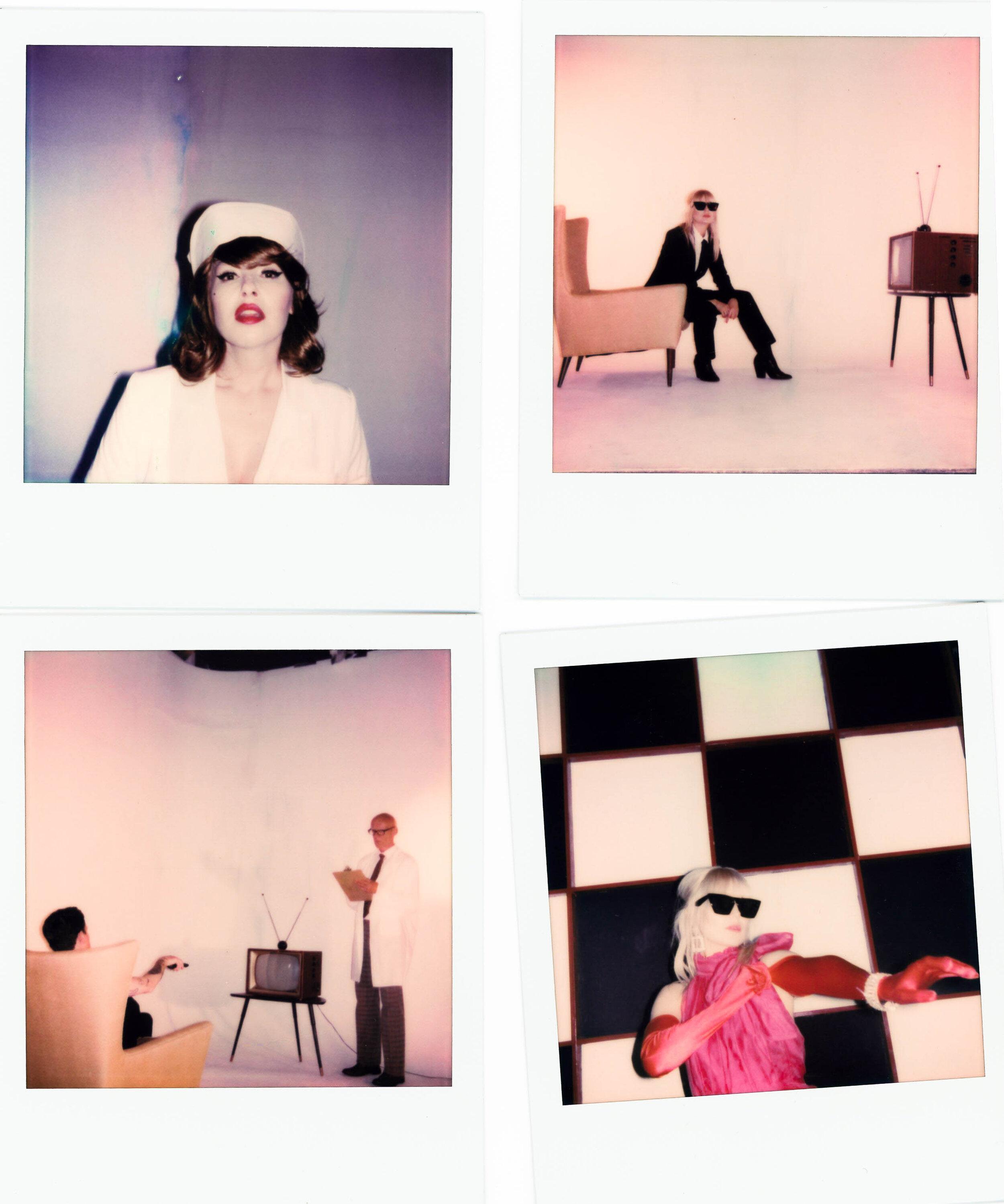 Polaroids by Ryan Rosewall.