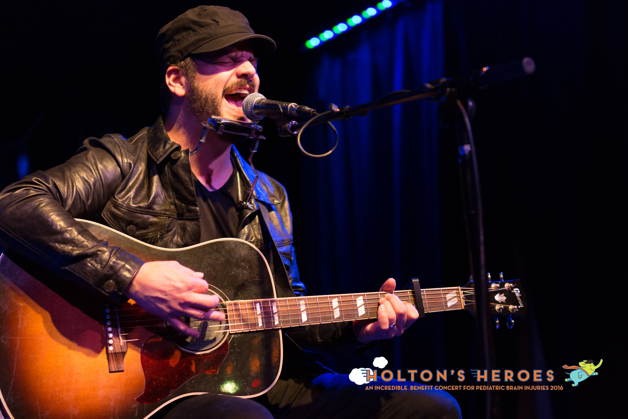 Chris Vos of The Record Company  Photo by Chyna Photography