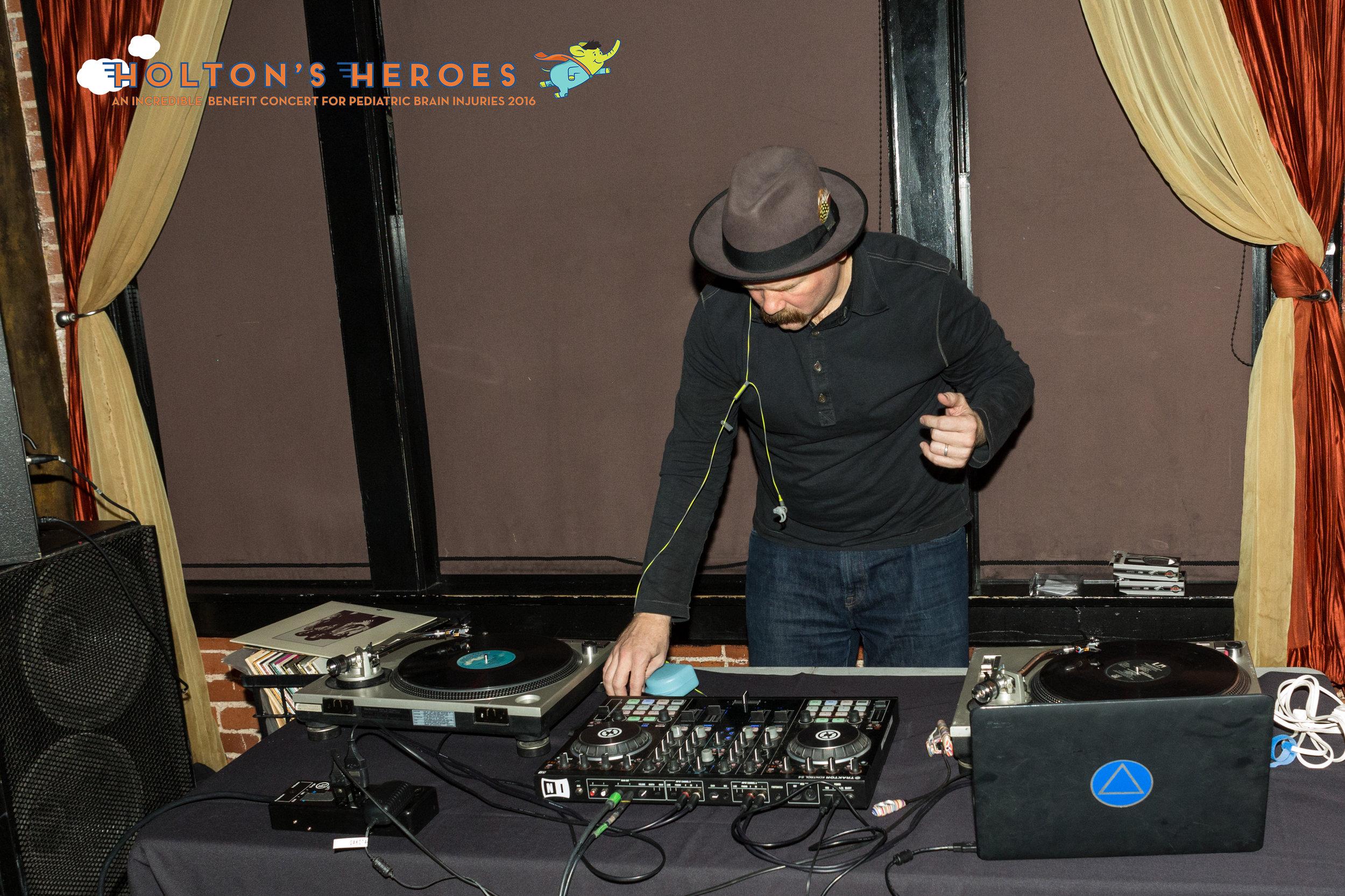 DJ Ricky  Photo by Chyna Photography