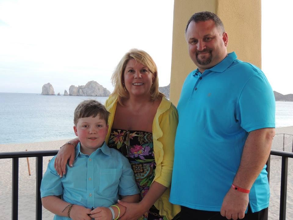 Owen and his parents
