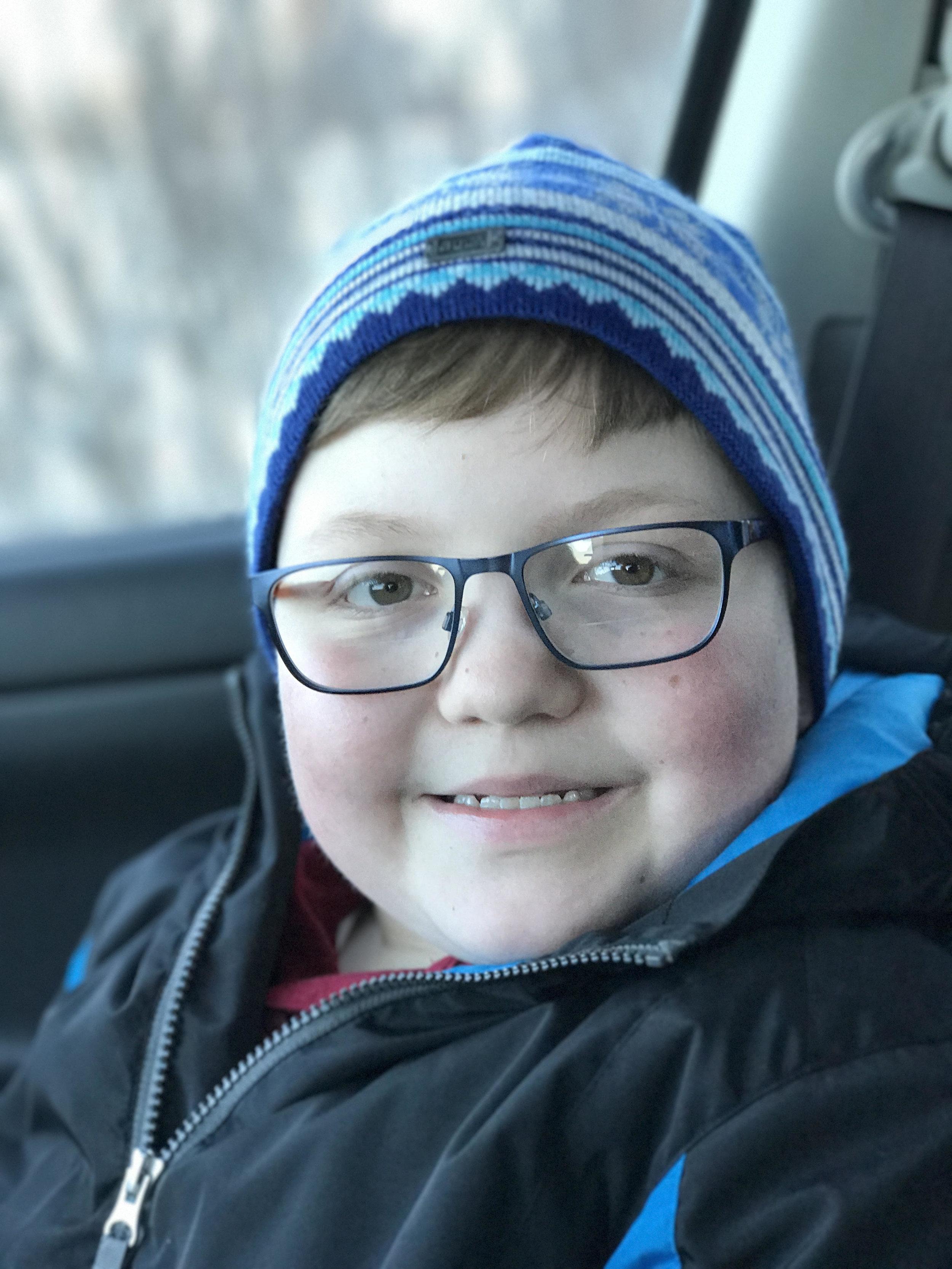 Handsome Owen (10 years old)