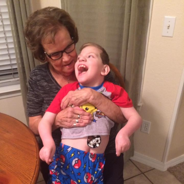 Carter and his Aunt