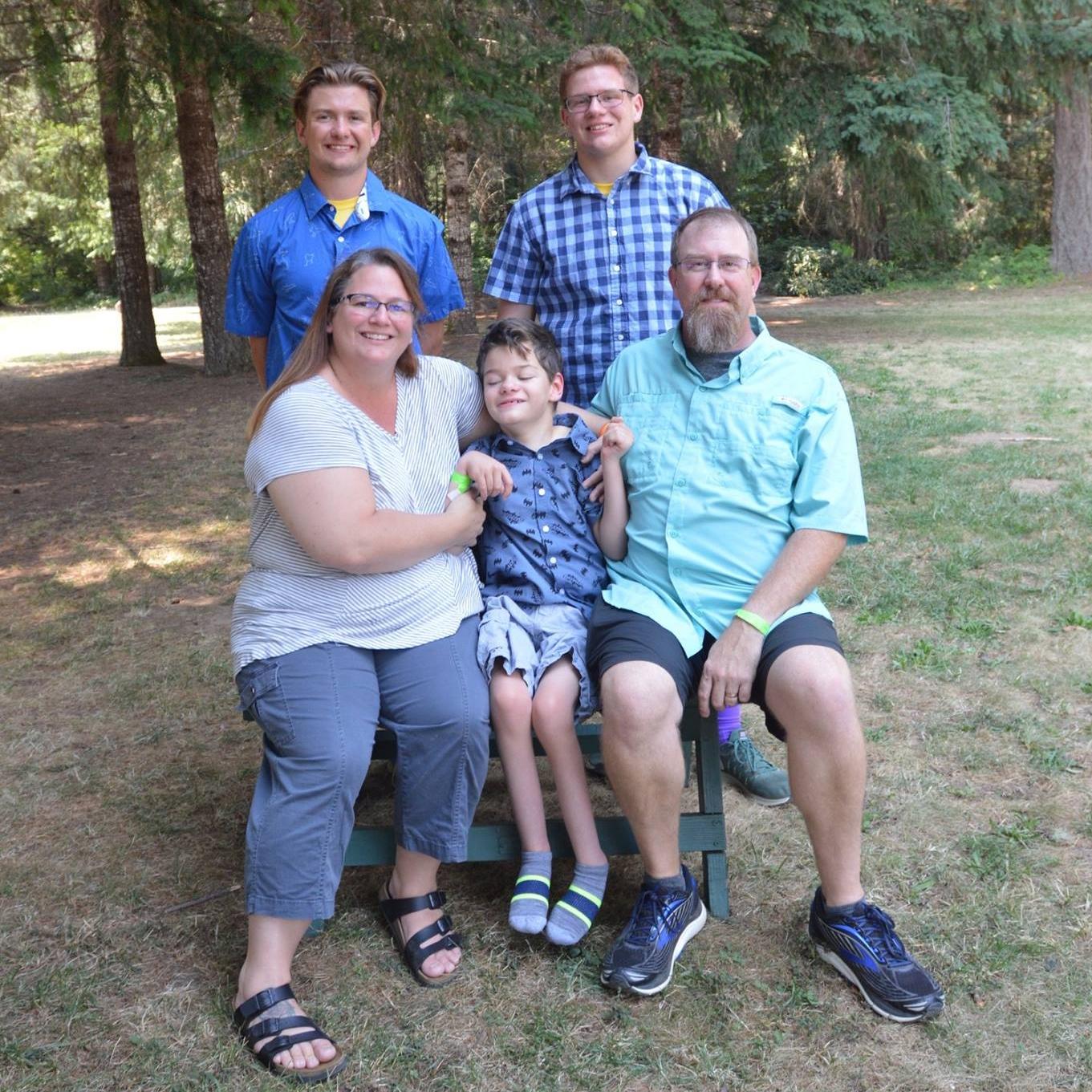 The Scheel Family