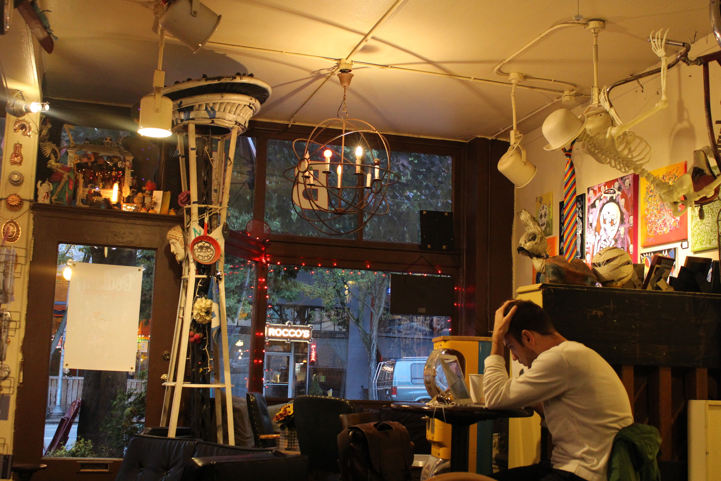 Belltown Coffee Shop
