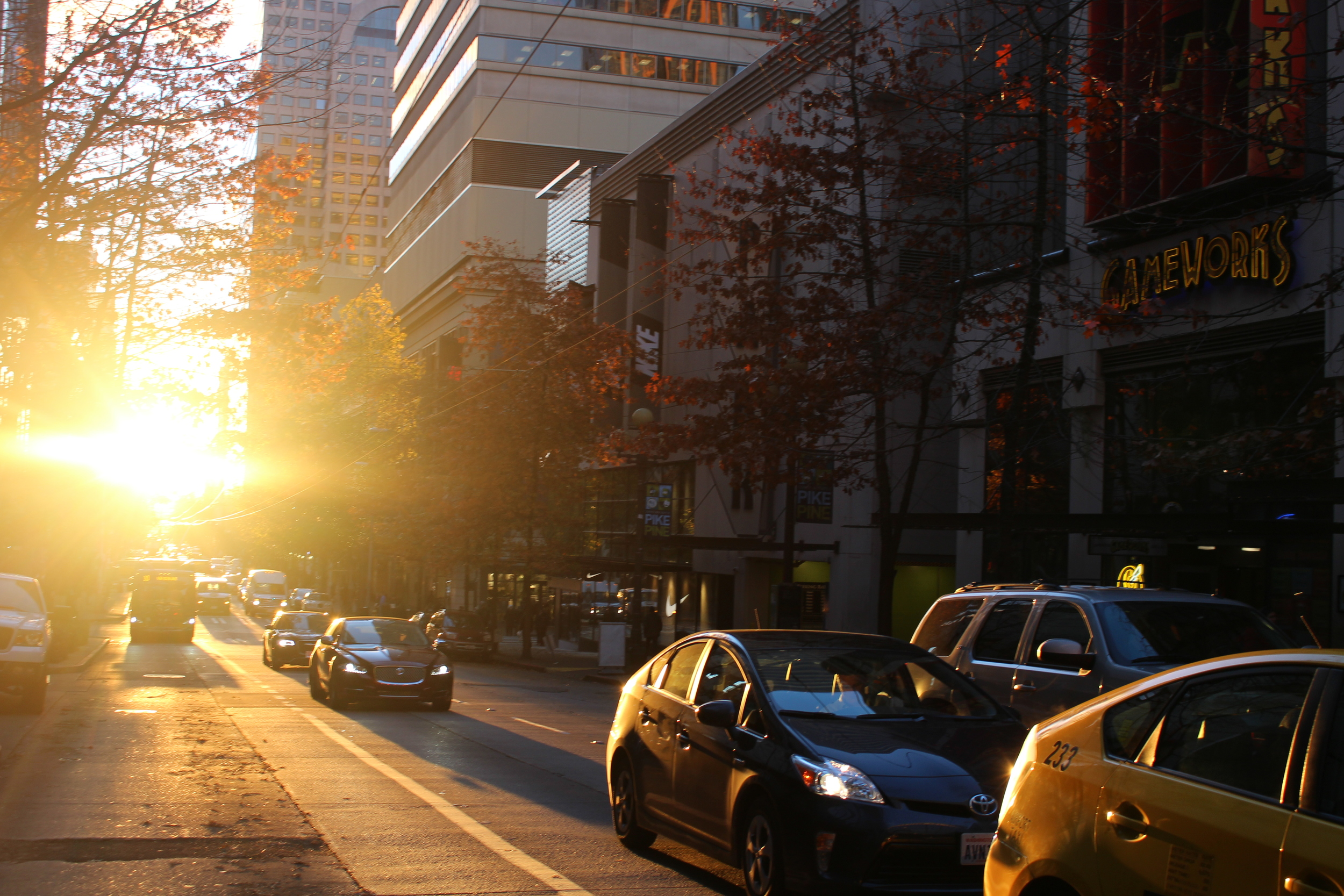 @Downtown Seattle