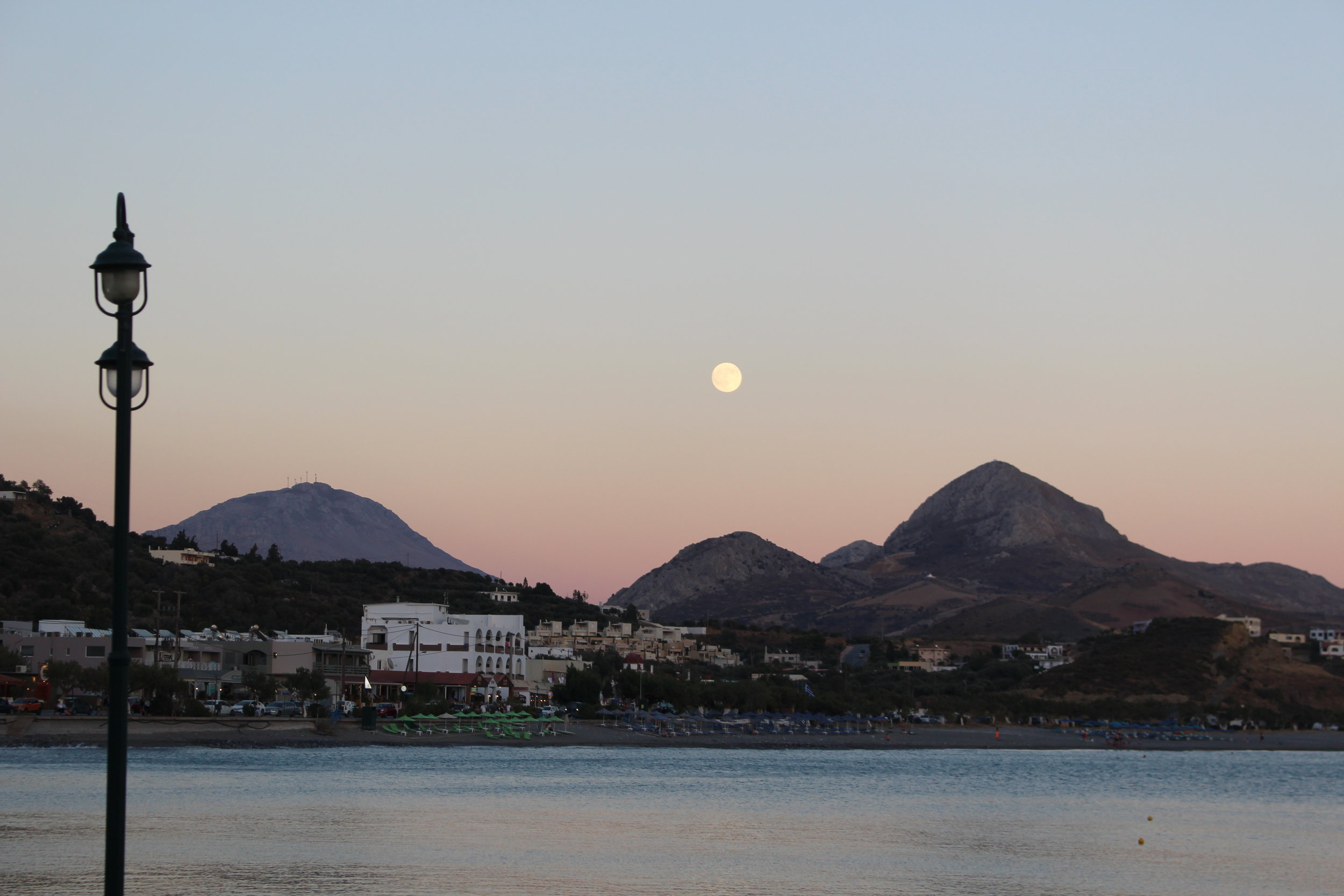 @ Plakias, Crètes, Grèce