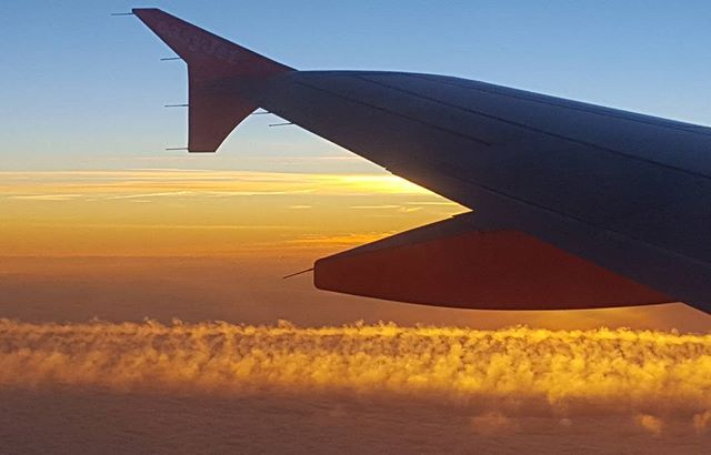 """""""The moment you doubt whether you can fly, you cease for ever to be able to do it."""" J.M. Barrie, Peter Pan  #flying #nolimits #nofilters #sky"""