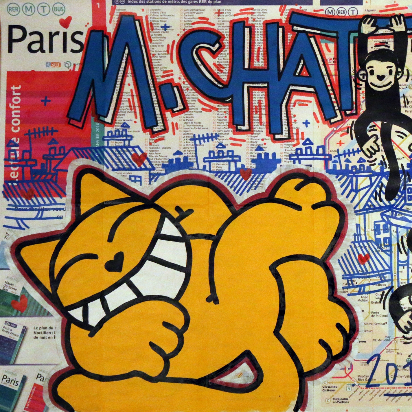 M. Chat, France >>