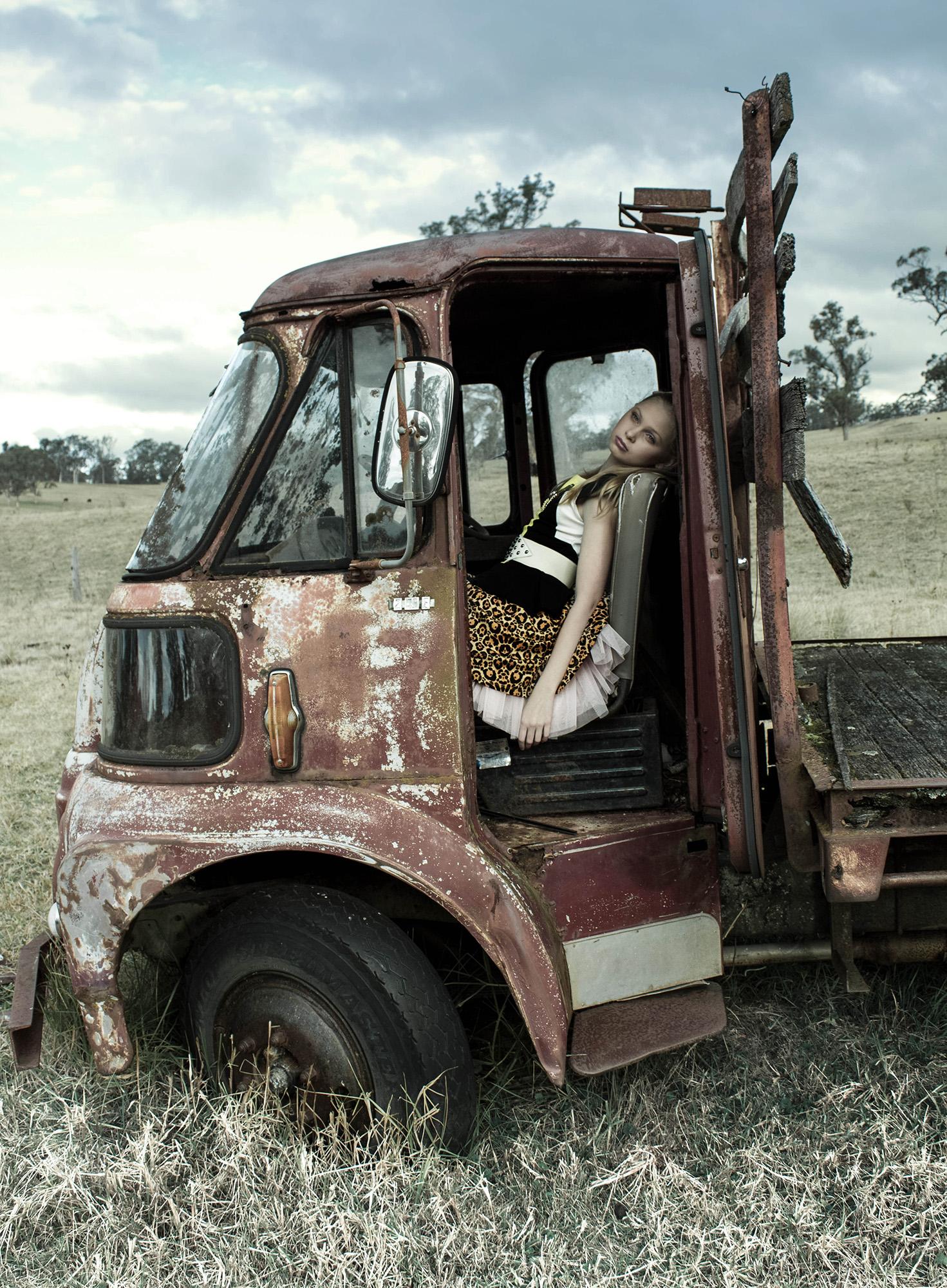 Farm Girl 07