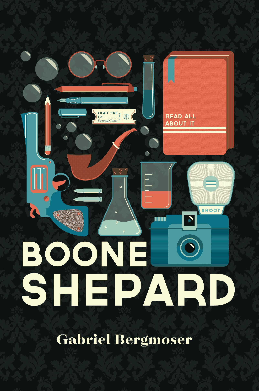 Boone Shepard by Gabriel Bergmoser