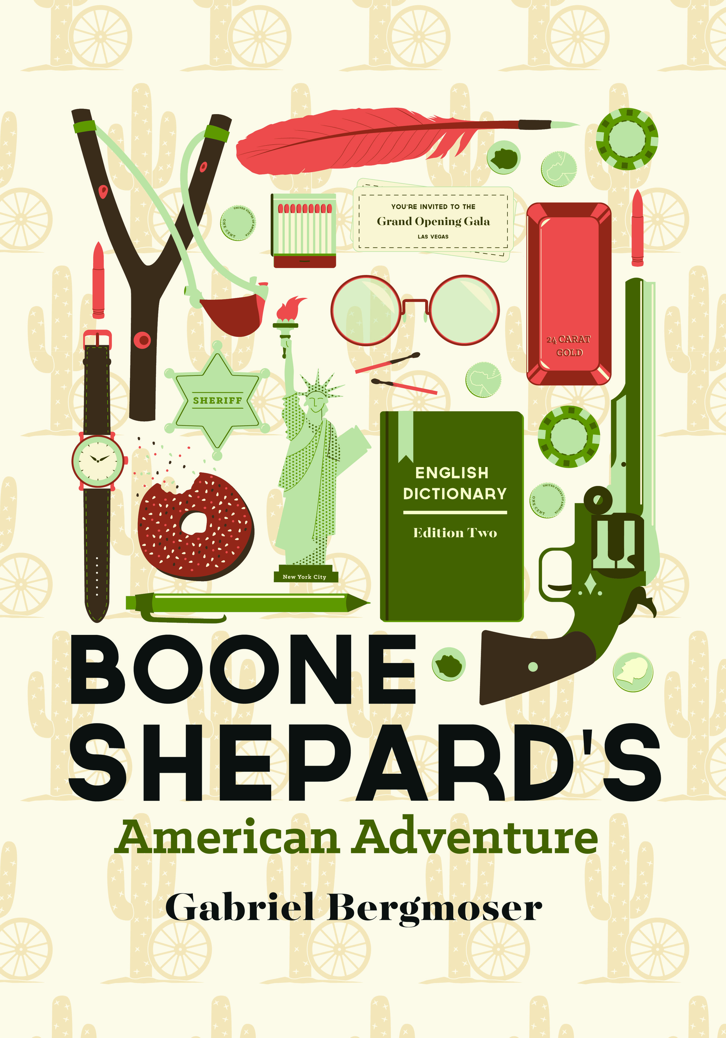 Boone Shepard's American Adventure