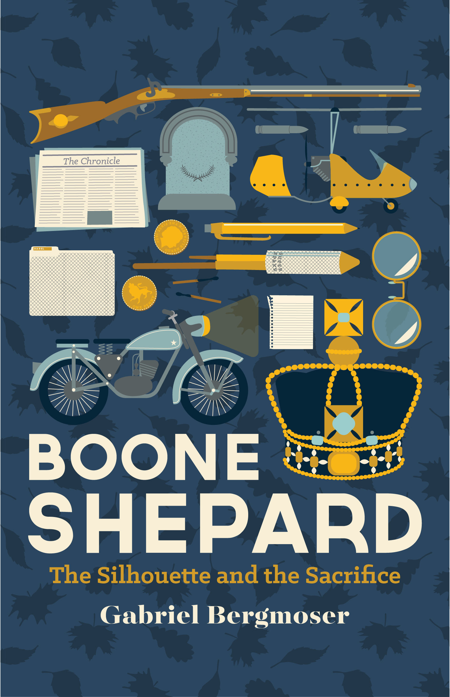 Boone Shepard: The Silhouette and the Sacrifice