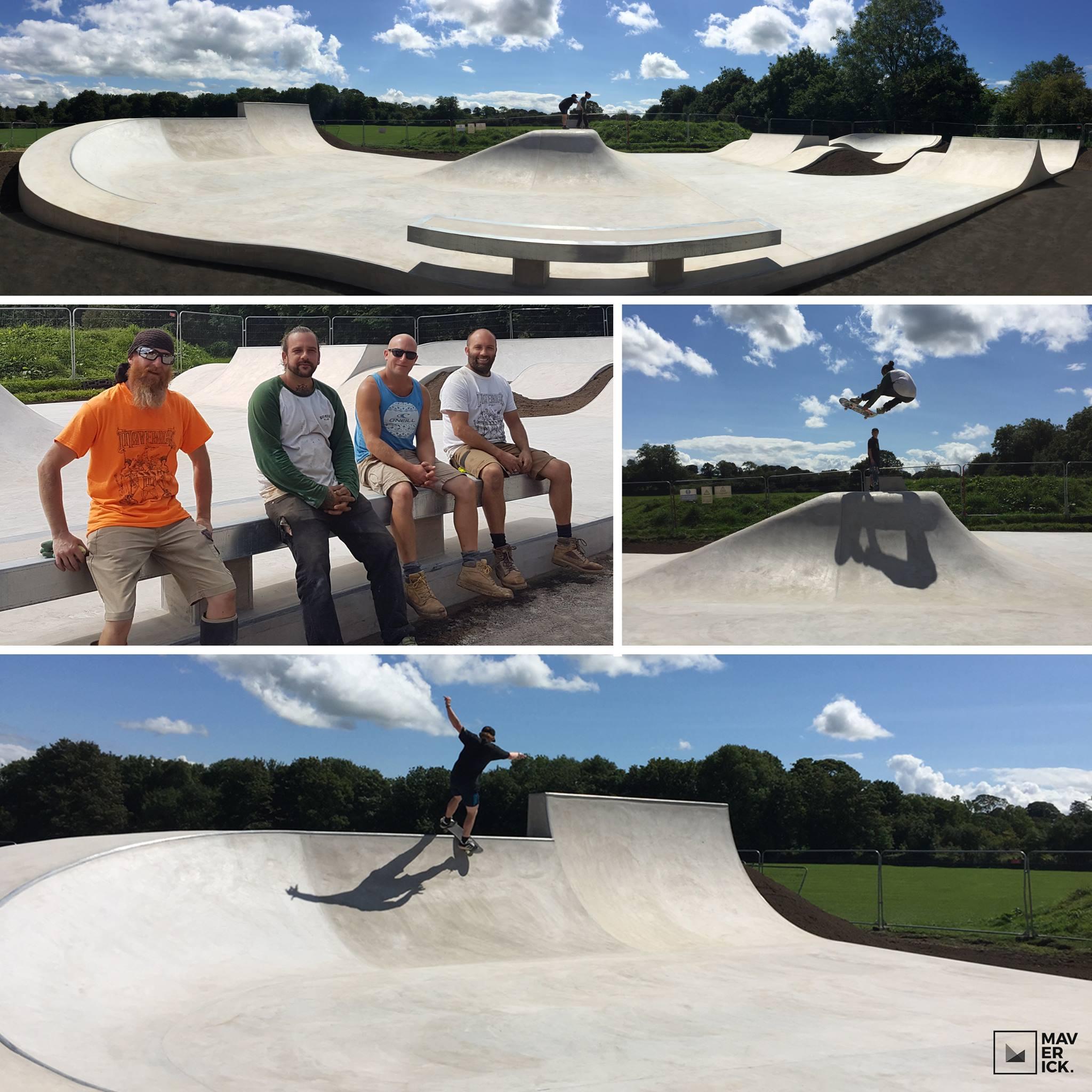 Shepton Mallet Skatepark