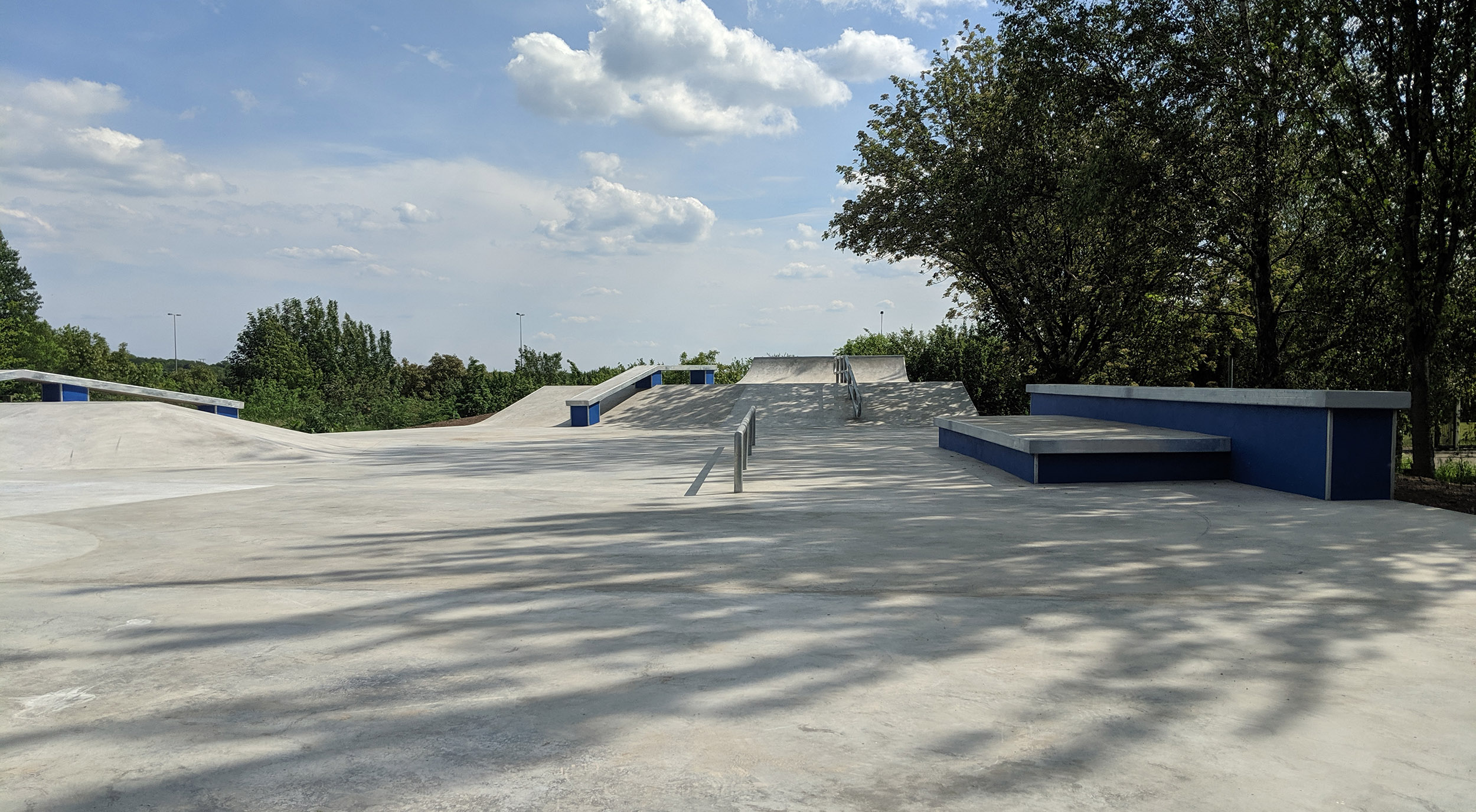 High Wycombe Skatepark