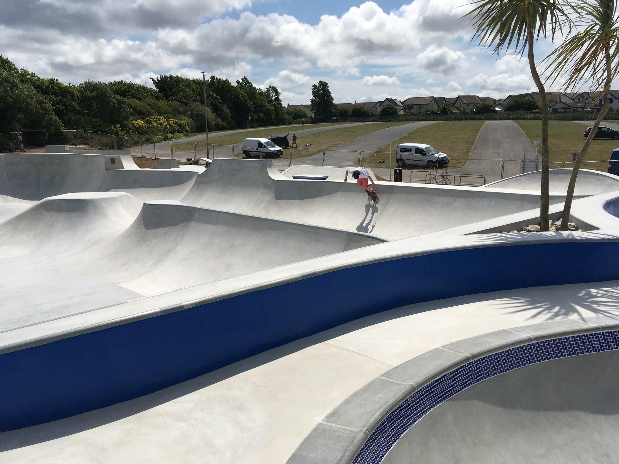 newquay skatepark