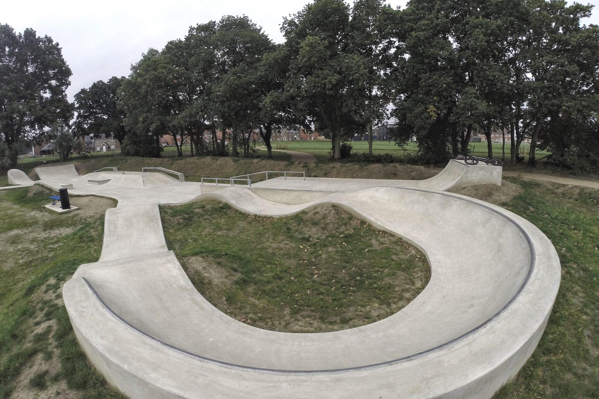 fleet skatepark