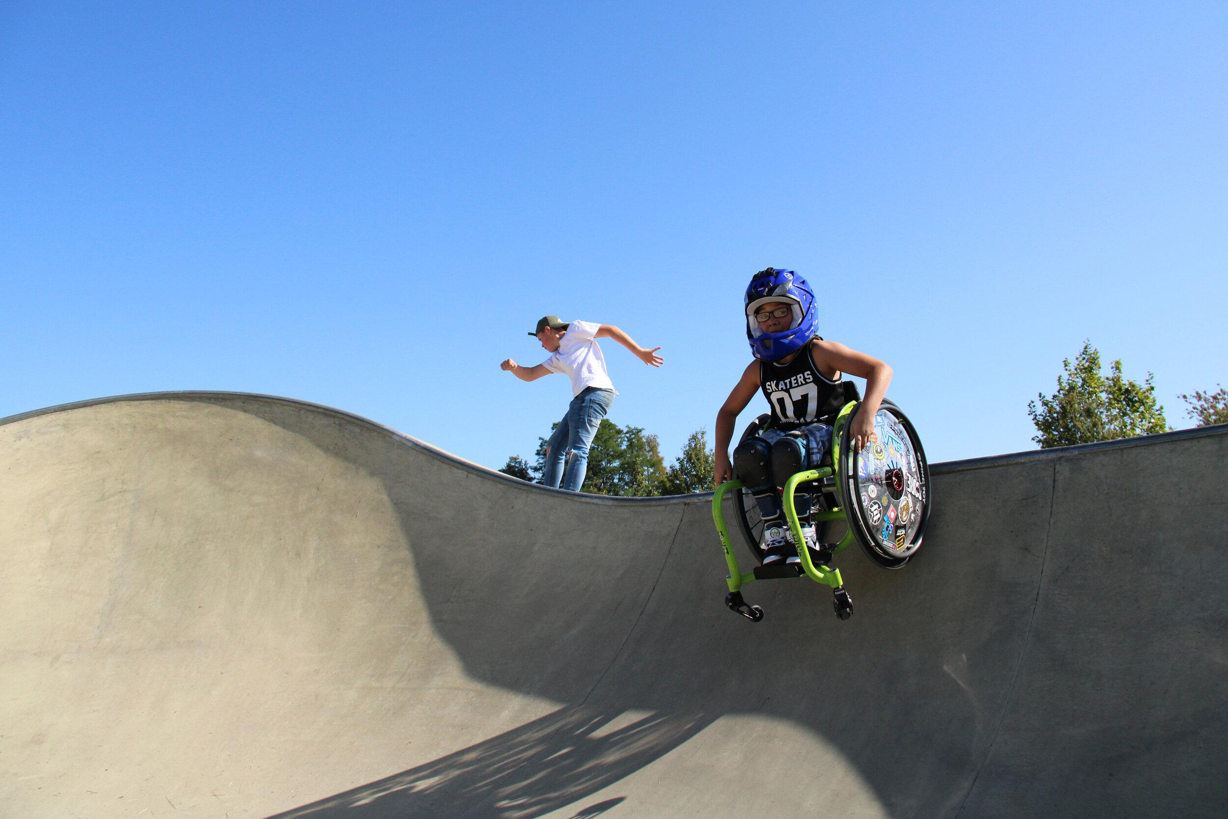 ⚡ Ben Sleet WCMX at Henley Skatepark (RG9 1TE) 📷 Kimberley Gough
