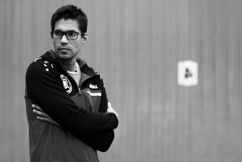 Aufbruch mit Fernandez - Im Herbst besuchte uns die BernerZeitung BZ und berichtete über das neue Juniorentraining und die Ziele von Silvio Fernandez.
