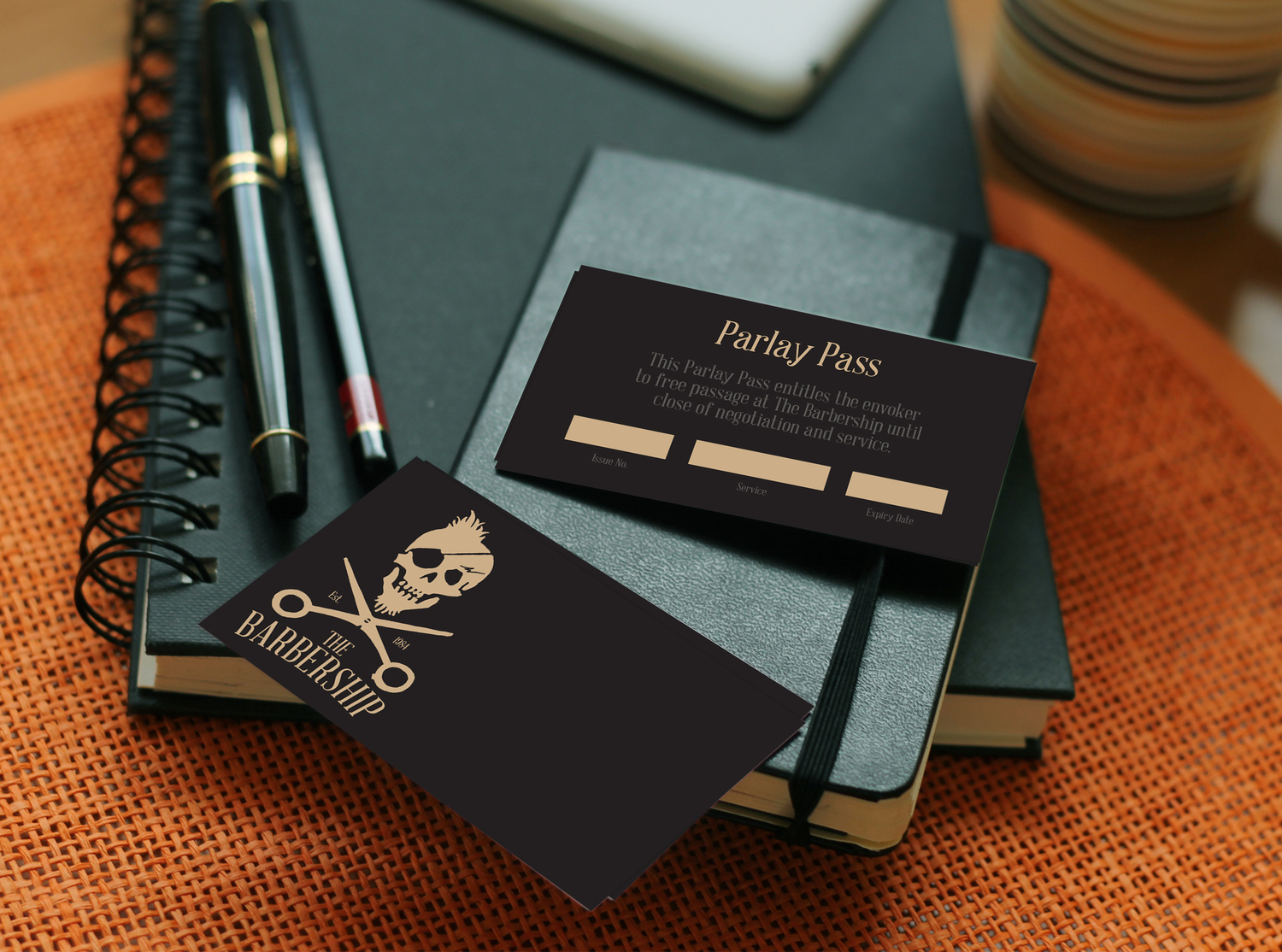 Parlay Pass Barbership Portsmouth