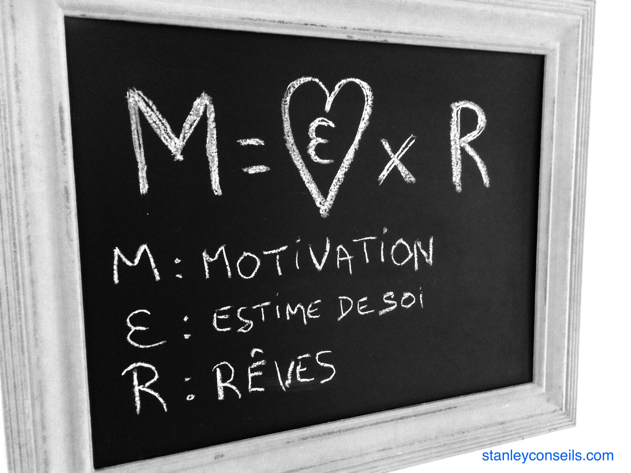 La motivation simple équation