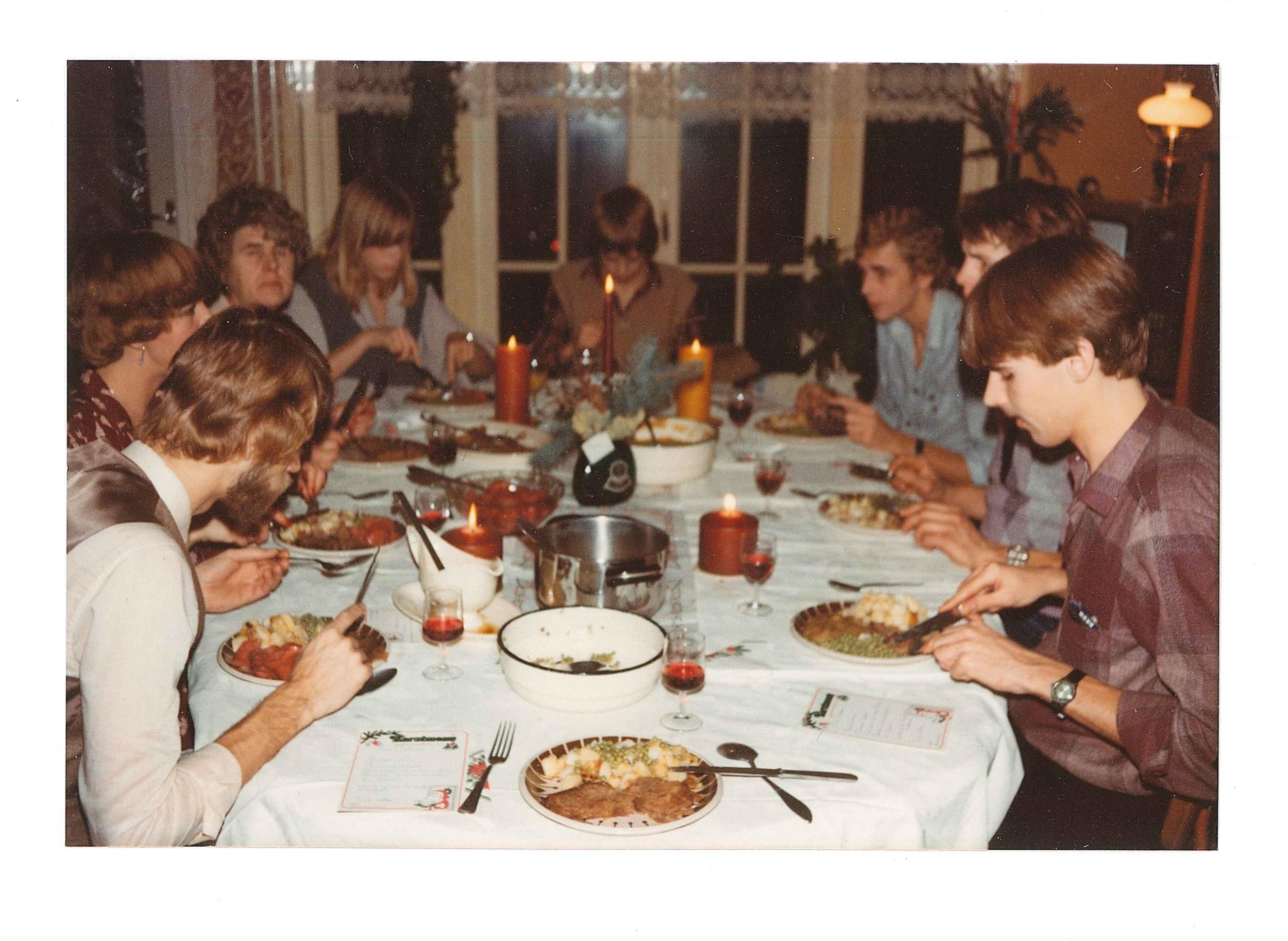 Familie Rietbroek 1978