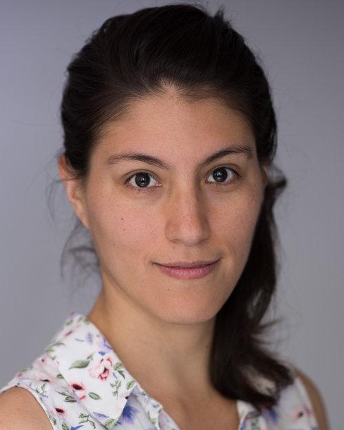 VALERIA TELLO GIUSTI    Associate Creative Producer