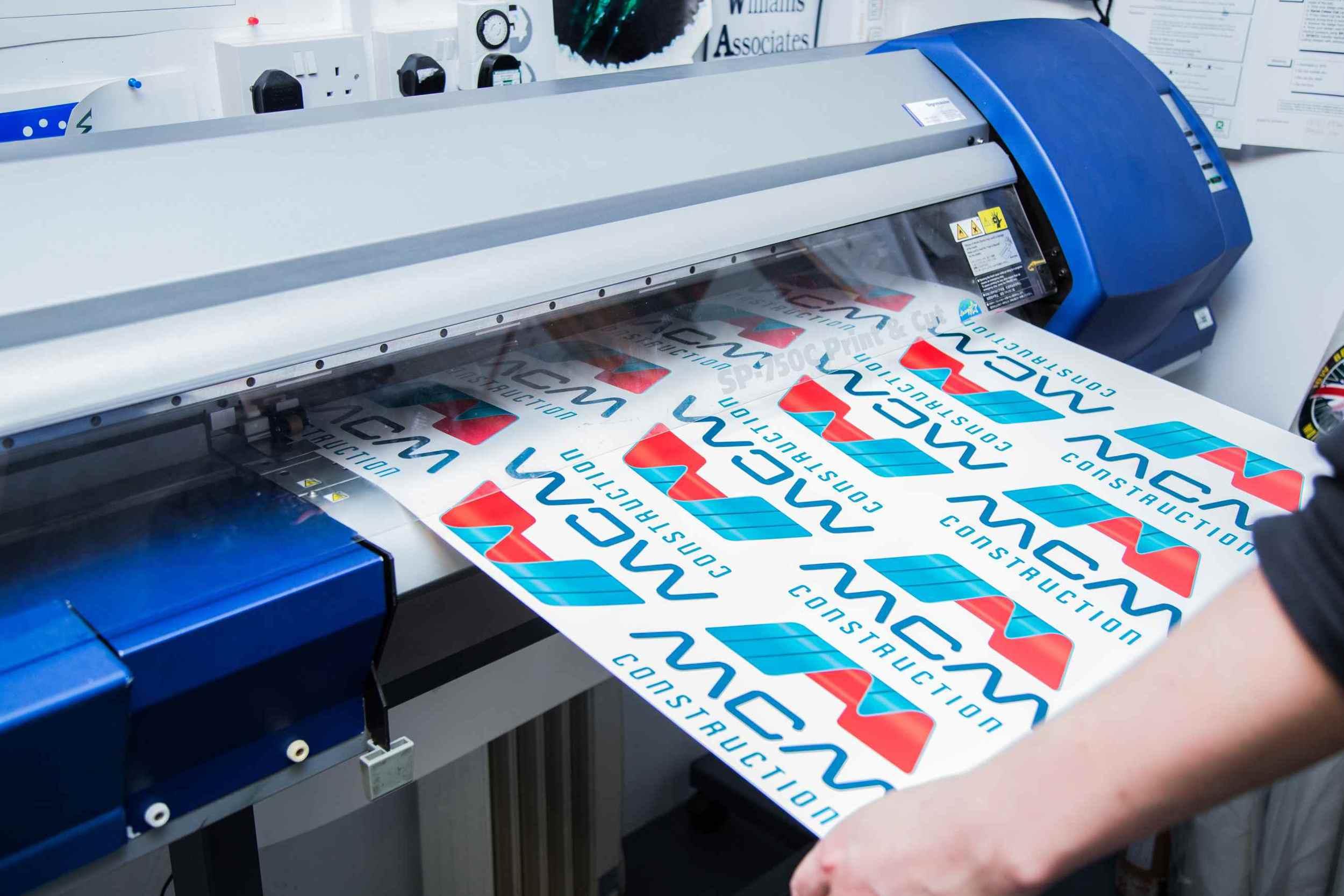 Versacamm Transfer Printing
