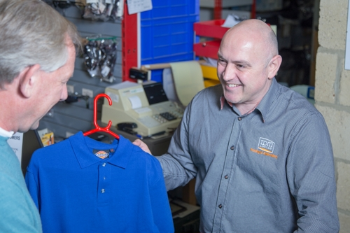 Our customer's like our fast response times, high standard of care, online ordering systems and in-house production