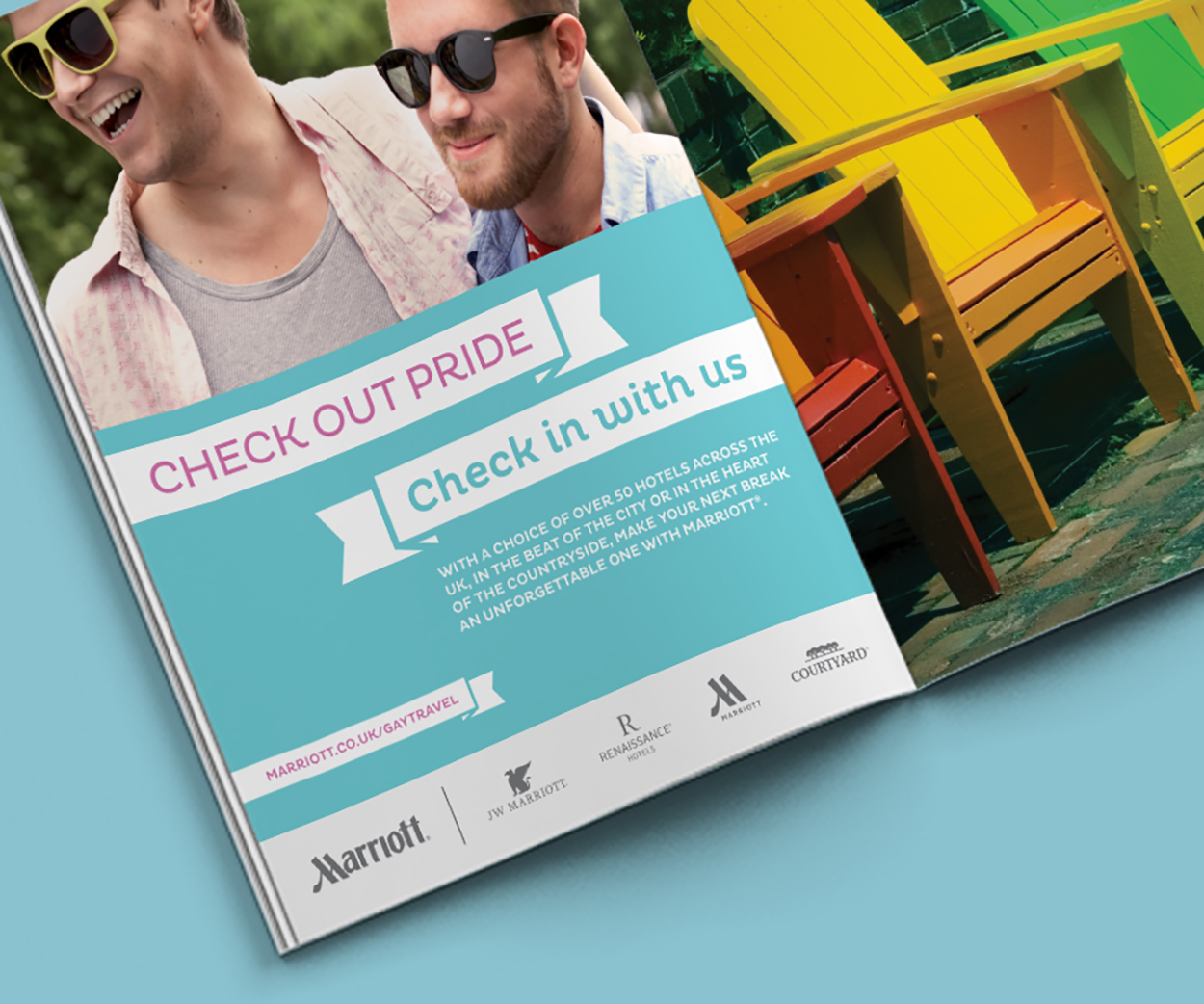 Cactus Design Pride Catalog Advert Brochure