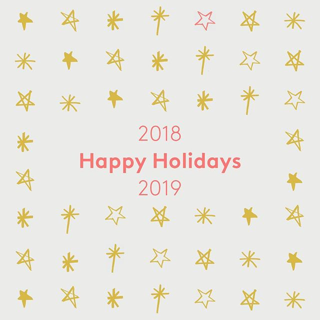 Wishing everyone a lovely time #holidays #thankyou