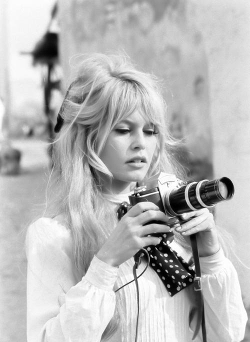 How to be blonde: Brigitte Bardot