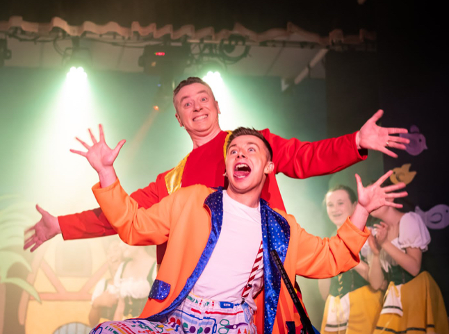 Snow White's Big Adventure from Causeway Productions       22nd Dec 2018 - 6th Jan 2019, O'Reilly Theatre, Belvedere College.