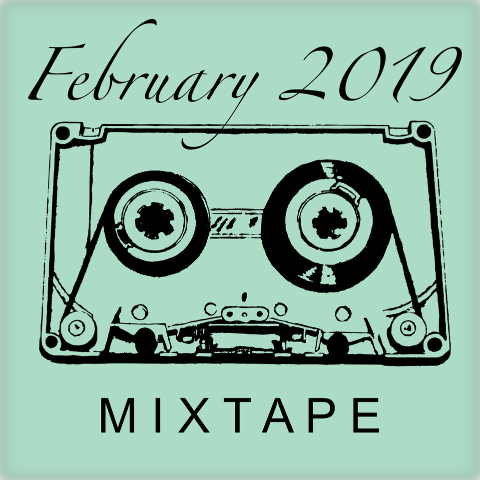 #MixTape | Feb 2019 in World Music - Punk's NOT Dead