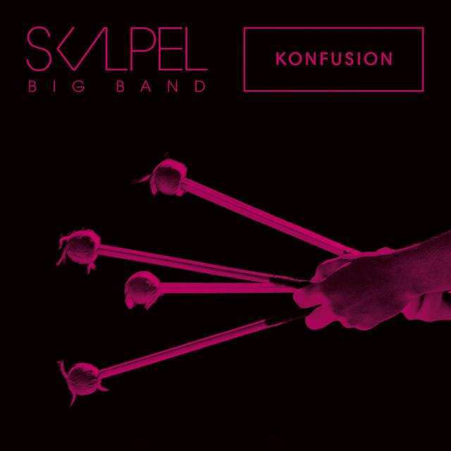 *SKALPEL BIG BAND – Konfusion. A live rendition of the title track from SKALPEL's second album. Wroclaw's finest electronic duo are currently touring around Poland with the big band reimagined material and have also prepared an EP for those who won't be able to make it to the gigs.