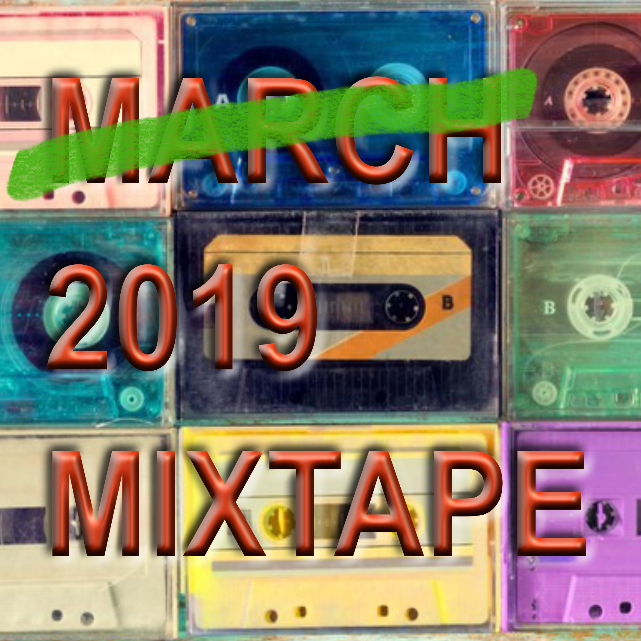 Our Monthly MixTape March'ed On - Impossible to mention them all. Tempting but impossible. Enjoy exploring the rest and filling the gaps.