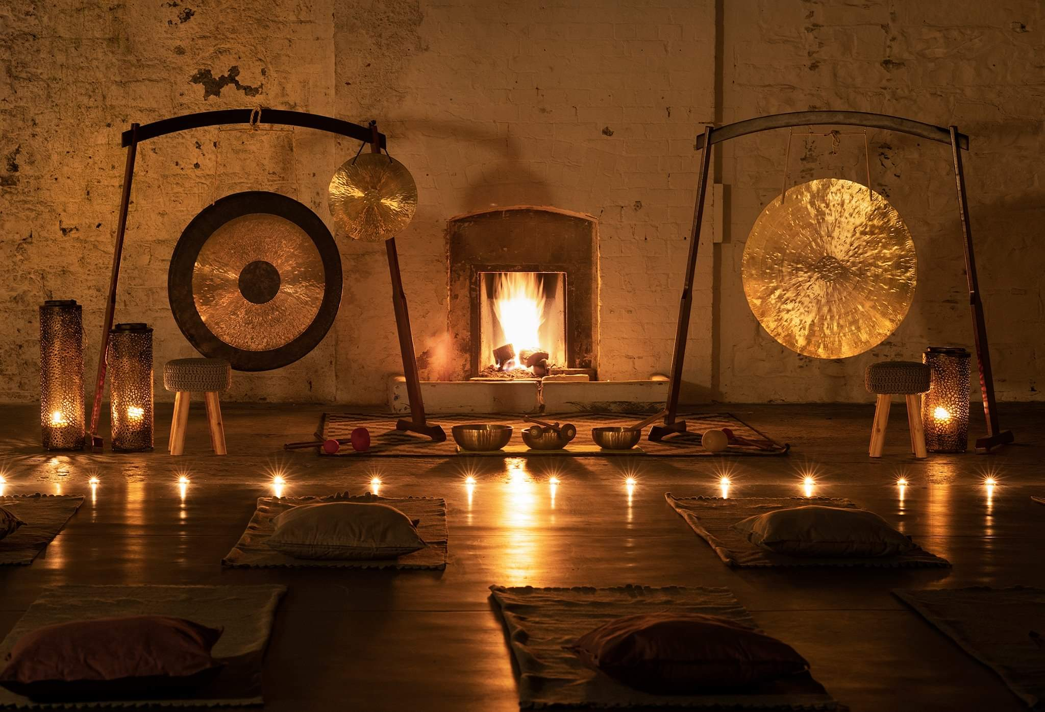 Four Hour Gong Meditation - by Soulstice