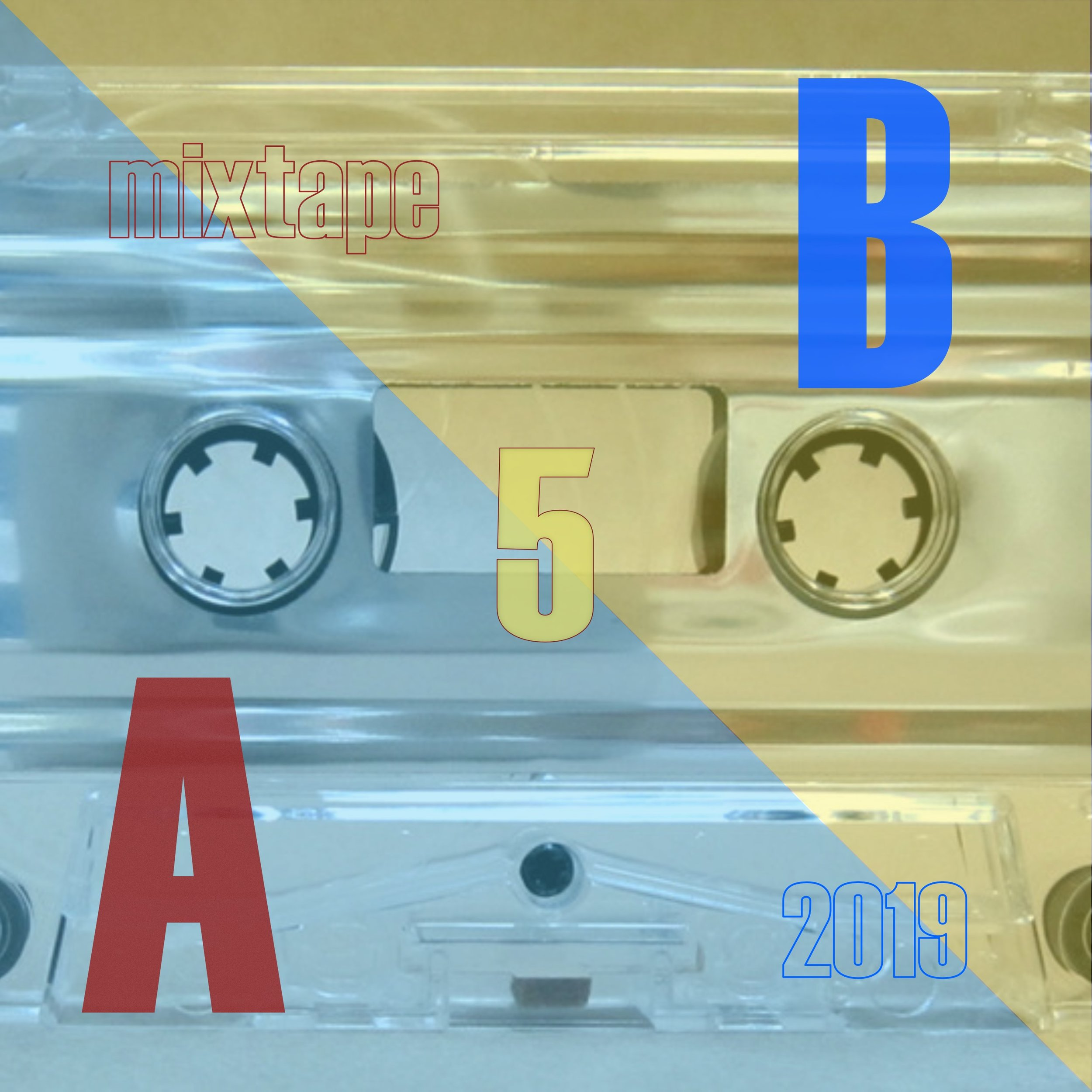 #MixTape No.5 - Stay on Track from A-side to B-side - In total, that's nearly 300 tracks to check out. Get cracking, then.