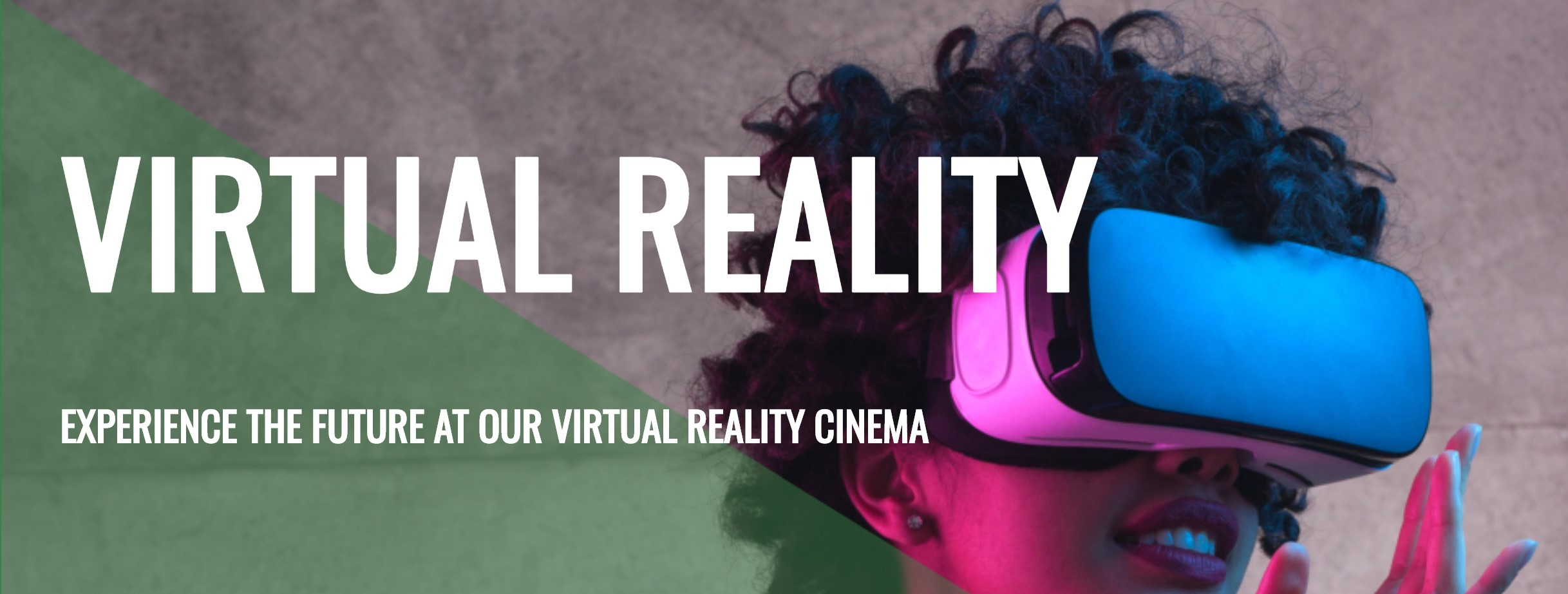 VR CINEMA - Carlow Arts Festival