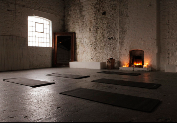 Yoga at The Loft in D-Light Studios - Holistic Space | Meeting Point