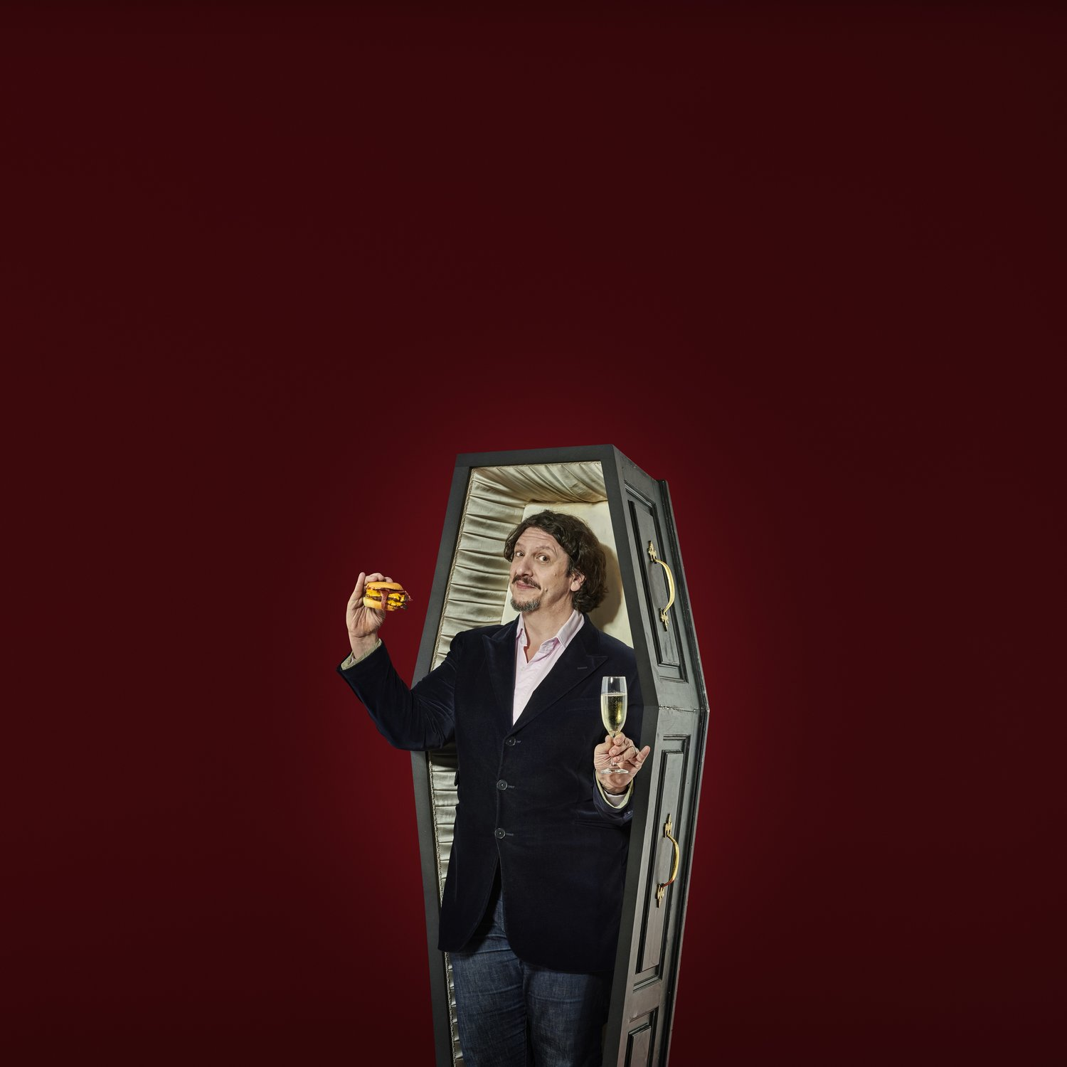 One meal a lifetime in the making with Jay Rayner - The O'Reilly Theatre   23 February 2020