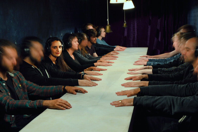 Séance - if you are brave enough - Theatre & Performance. Teen Wolves