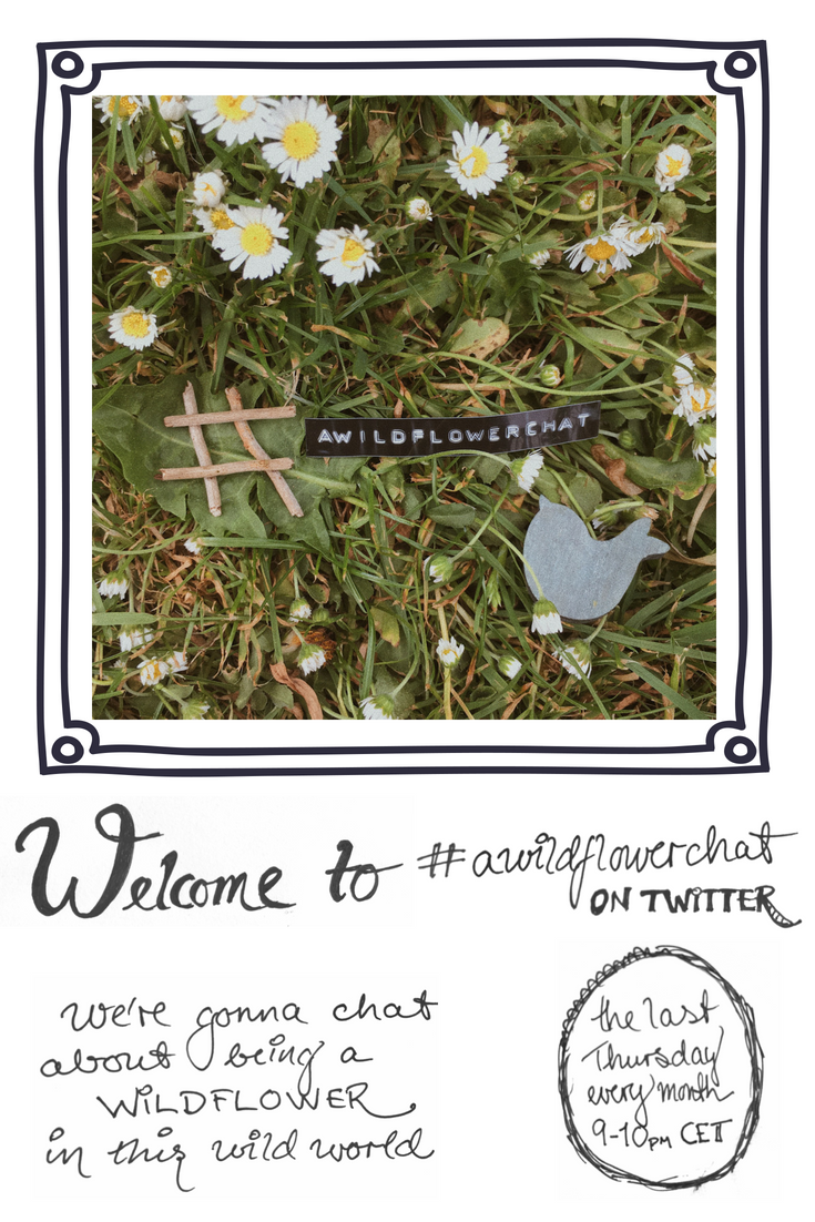 A Wildflowers Home // #awildflowerchat // a Twitter chat for wildflowers