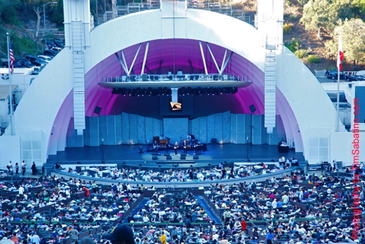 At the Bowl in 2012