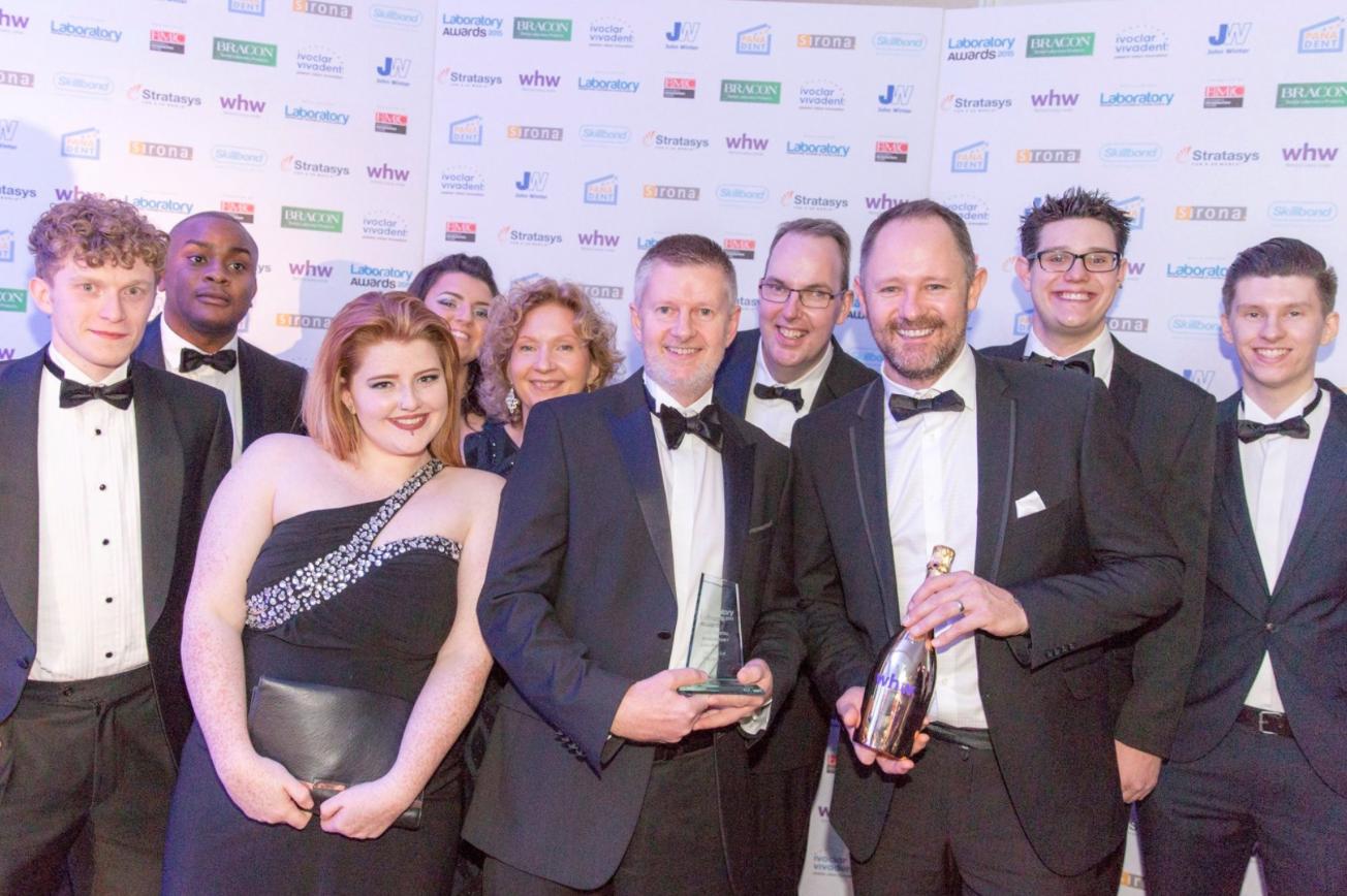 Best Dental Laboratory Winners 2015