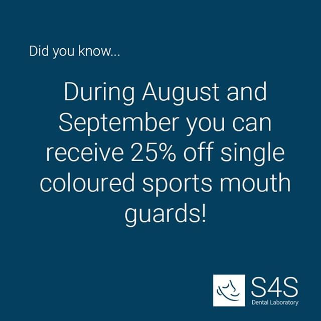 There is still time to take advantage of this amazing offer!! Get in touch to request your free information pack - email marketing@s4sdental.com or call us for more information on 01142500176 🤼