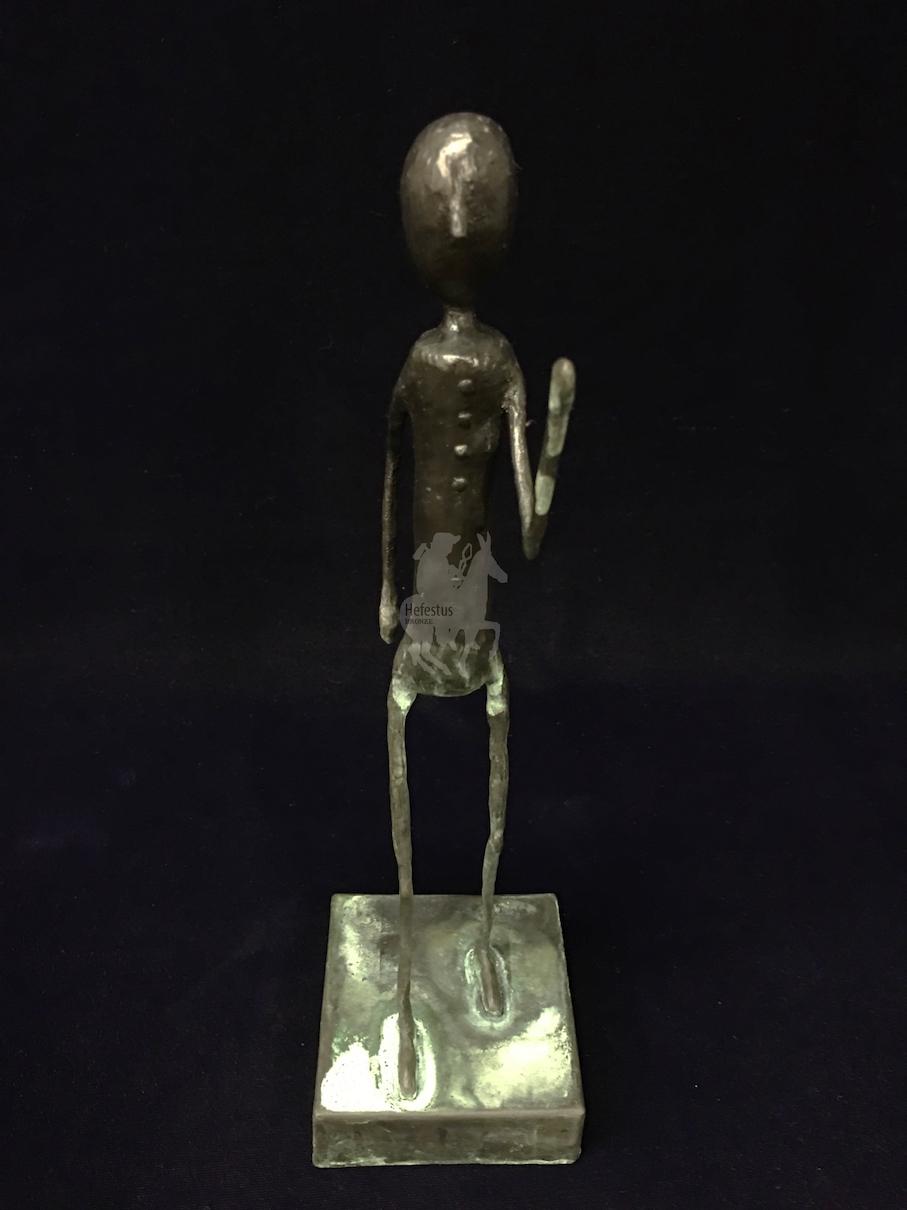 """""""stick man"""" by Jimray Scott-10"""