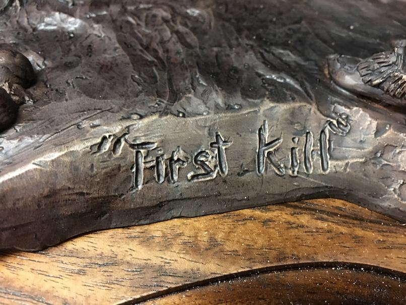 First Kill by Jack Stevens - 3