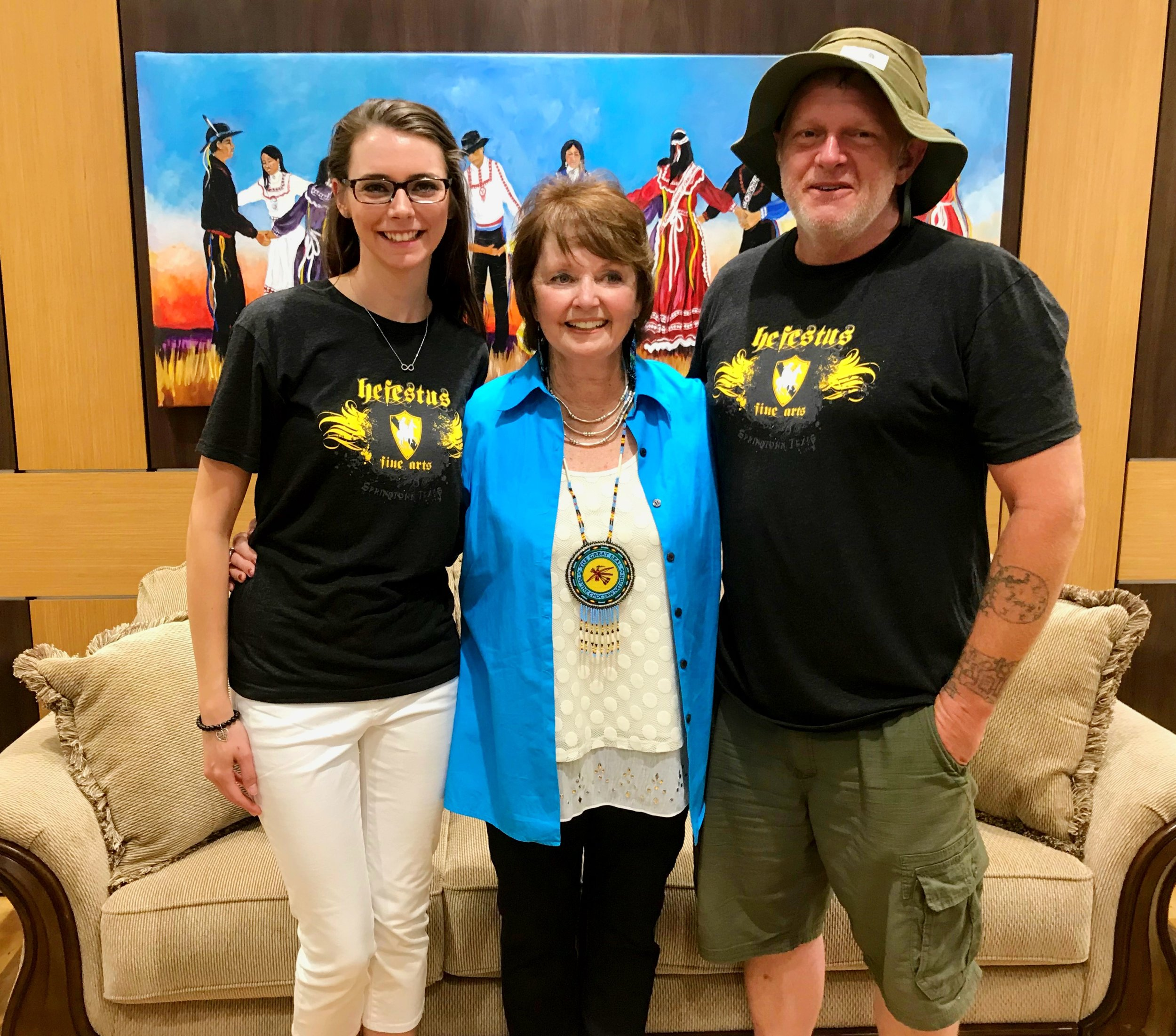 Chocktaw Nation with Jane Semple Umsted