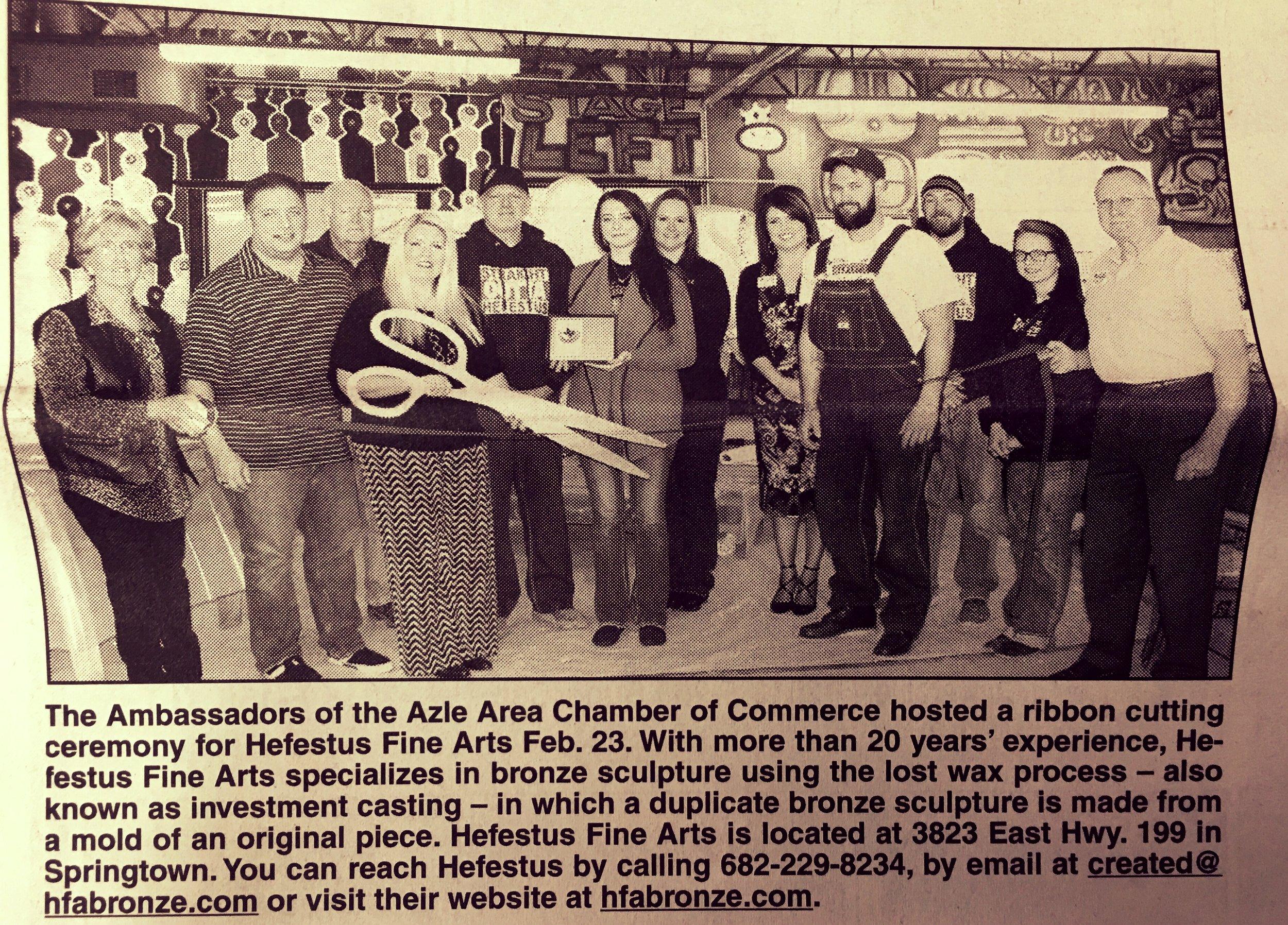 Azle Chamber of Commerce