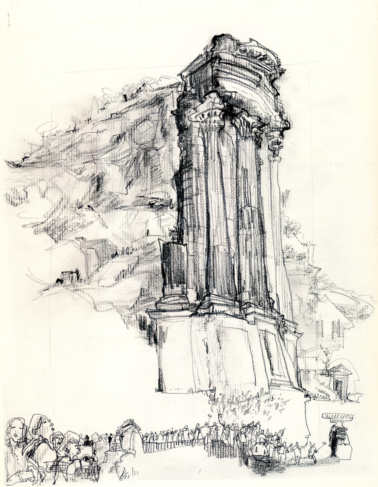 Temple of Vesta, Roman Forum